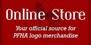 Office PFHA Store for Paso Fino Horse Association Merchandise